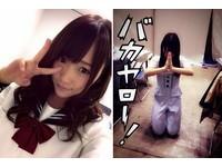 AKB48嫩妹川榮李奈睡過頭 下跪向粉絲謝罪