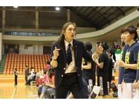 瓊斯盃/錢薇娟首度以教練參加瓊斯盃 掌中華白磨新秀