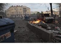 親俄與親政府民兵激戰 烏克蘭惡意縱火案31人死亡