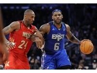 NBA/鬥牛誰最強? 杜蘭特:布萊恩會贏詹姆斯