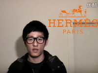 「Hermes」不會唸?網路紅人自拍影片教名牌發音