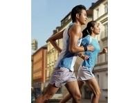 保健/天天跑步非好事 快跑好像在做無氧運動