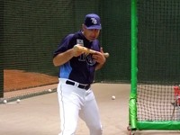 MLB台灣賽/開班教授打擊 光芒打教:一朗準備動作多