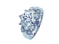 看好鑽石行情 森森推3克拉800萬美鑽