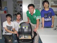 傾斜感測裝置能測謊 奪台北發明展金獎
