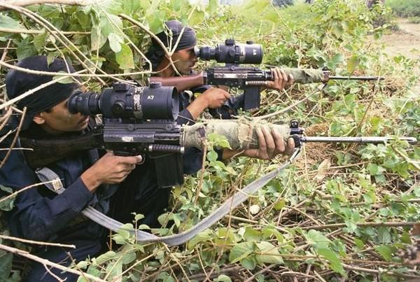 印度將會大規模強化中印邊界軍事部署。(圖/取自印度陸軍官網)