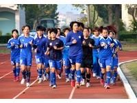中華女足/中國備戰亞洲盃 選定中華隊為主要熱身對手