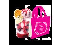 紐西蘭樂活冰淇淋進駐微風 週五起試營運祭第2件半價