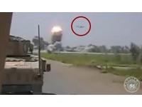UFO轟炸阿富汗塔利班陣地?美媒:伊拉克汽車炸彈啦!