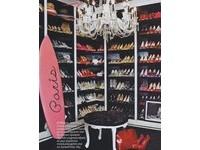 永遠少一雙!花蝴蝶、克莉絲汀、潔西卡艾芭的夢幻鞋櫃