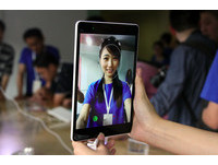 北京直擊小米平板!雷軍:要做最好用的安卓平板