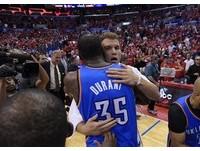 NBA季後賽/飆39分淘汰快艇 杜蘭特:經驗幫助了我們