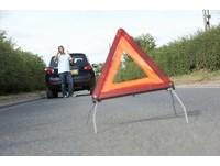國道車禍下車擺放故障標誌 駕駛慘遭後車夾擊撞死