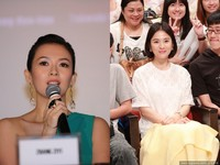 宋慧喬當面被捧「亞洲最美」 章子怡臉僵陪笑