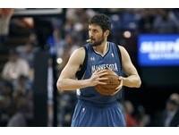 NBA/勇士追求「愛神」洛夫 猶豫放棄浪花兄弟湯普森