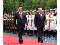 俄遭制裁找出路 與陸簽署4千億美元天然氣協議