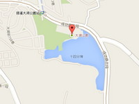 快訊/大湖公園水漫上岸 周遭拉起警戒線