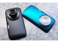 快訊/三星最新混血手機GALAXY K Zoom登台價16,900元