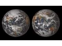 NASA集全球自拍組地球 3萬6千張照合成「地球馬賽克」