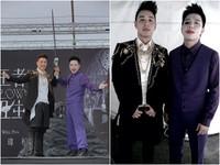 「王者」潘瑋柏拔石中劍 糗撞臉「山寨版小丑」大飛