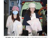 「我們要回家了」  AKB48遇襲成員毛巾裹手傷勇敢現身