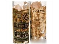 美國發現130年前最古老可樂瓶 價值高達7500美金