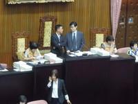 在野提805項議程表決 阻擋監督條例付委