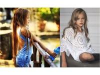 俄蘿莉克里斯汀娜嫩臉性感如少女 網友:她9歲我不信