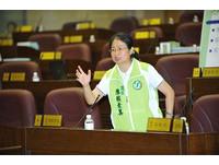 12年國教上路 桃縣議員陳賴素美關心學子權益