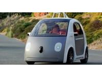 沒有煞車和方向盤  Google百輛自動車  年底完成試測