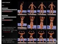 溫州女苦練9年 美國健美小姐大賽奪冠