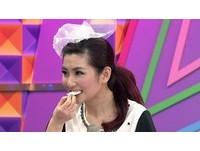 Selina吃鯡魚罐頭1秒變賽亞人 狂吼亂竄:好臭!!!
