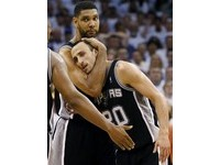 NBA季後賽/鄧肯延長賽隻手遮天 馬刺挺進冠軍賽