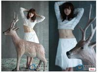 陳妍希節食一週瘦出馬甲線 拍完美照怒喊:我要吃大餐
