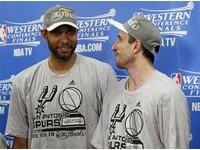 NBA季後賽/總冠軍賽再戰熱火 鄧肯:我們回來了!