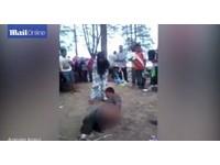 馬國13歲女遭性侵 母處私刑怒鞭淫魔PO網