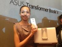 華碩發表Transformer Book V 最快第4季上市