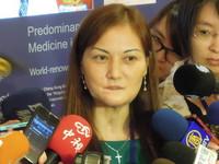 菲律賓人質案傷者易小玲 專程飛台感謝醫師魏福全