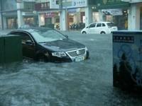 台中午後豪雨 氣象局:10日前後進入梅雨季高峰期