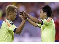 世足賽/日本熱身賽下半場連進3球 逆轉勝信心大增