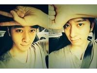 「2PM」黃燦盛投完票比YA自拍 疑為2號拉票挨轟
