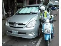 小黃司機燒炭陳屍車內 停車單照開沒人發現