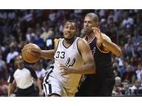 NBA冠軍賽/迪奧成馬刺奇兵 波波維奇:他在最好狀態