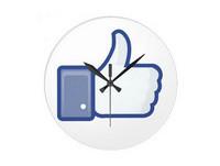 app01/FB超活躍!每10秒鐘就有5千多萬個內容發布!