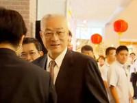 吳敦義:胡志強對台中有如小鎮醫師 一待就是30、40年