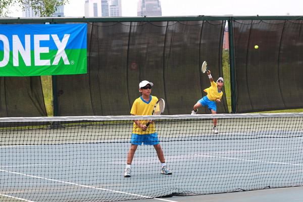 网球/Yonex杯不怕力量大人小朋友对决差距|E都灵奥运会花样滑冰v网球日期图片