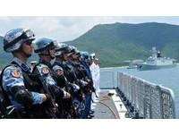 中國海軍艦艇首赴美 參加環太平洋軍演