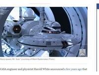 NASA「曲速引擎飛行船」比光速還快 星際旅行只需數周