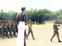 我海軍司令出席美艦隊司令交接典禮 與日韓菲同列