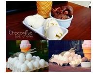 你敢吃嗎?菲律賓推鱷魚蛋冰淇淋!比雞蛋做的更可口